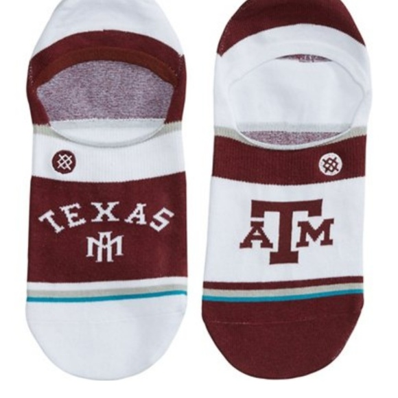 Stance Other - Stance Texas A+M no show socks